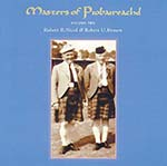 cover image for Brown & Nicol - Masters Of Piobaireachd vol 2