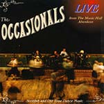 cover image for The Occasionals - Live From The Music Hall, Aberdeen
