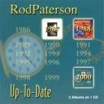 cover image for Rod Paterson - Up To Date