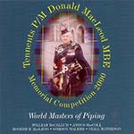 cover image for World Masters Of Piping Competition