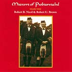 cover image for Brown & Nicol - Masters Of Piobaireachd vol 3