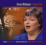 cover image for Sheena Wellington - Hamely Fare