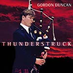 cover image for Gordon Duncan - Thunderstruck