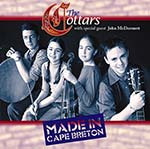 cover image for The Cottars - Made In Cape Breton