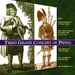 cover image for Third Grand Concert Of Piping