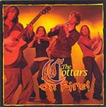 cover image for The Cottars - On Fire