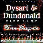 cover image for Dysart & Dundonald Pipe Band - Terra Incognita