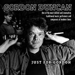 cover image for Gordon Duncan - Just For Gordon