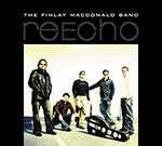 cover image for The Finlay MacDonald Band - Re-Echo