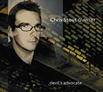 cover image for Chris Stout Quintet - Devil's Advocate