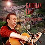 cover image for Dick Gaughan - Gaughan Live! At The Trades Club