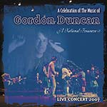 cover image for A Celebration Of The Music Of Gordon Duncan