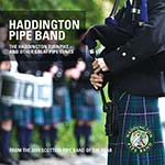 cover image for The Haddington Pipe Band - The Haddington Turnpike And Other Great Pipe Tunes