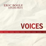 cover image for Eric Bogle with John Munro - Voices
