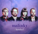 cover image for Malinky - Handsel