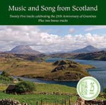 cover image for Music And Song From Scotland - The Greentrax 25th Anniversary Collection