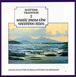 cover image for Music From The Western Isles (Scottish Tradition Series vol 2)