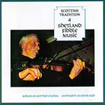 cover image for Shetland Fiddle Music (Scottish Tradition Series vol 4)