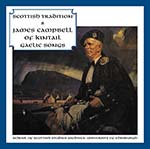 cover image for James Campbell Of Kintail - Gaelic Songs (Scottish Tradition Series vol 8)