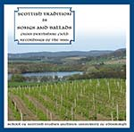 cover image for Songs & Ballads From Perthshire (Scottish Tradition Series vol 24)