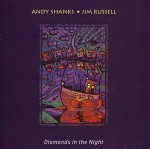 cover image for Andy Shanks & Jim Russell - Diamonds In The Night