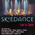 cover image for Skyedance - Live In Spain
