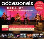 cover image for The Occasionals - The Full Set (Of Basic Scottish Ceilidh Dances) (DVD & CD)