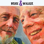 cover image for <mark>Ian</mark> Bruce and <mark>Ian</mark> Walker - Born To Rottenrow (DVD &amp; CD)