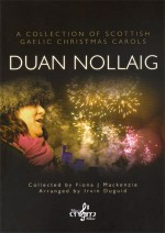 cover image for Fiona J Mackenzie - Duan Nollaig Carol Book