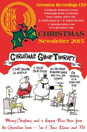 news article for Christmas 2015 Newsletter