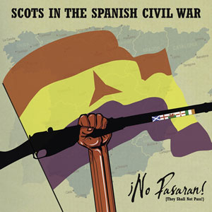 news article for ¡No Pasaran! Album Launch