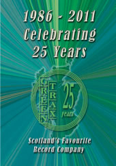 news article for Greentrax 25th Anniversary Catalogue