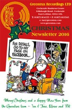 news article for Christmas 2016 Newsletter