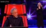news article for Sally Barker on The Voice