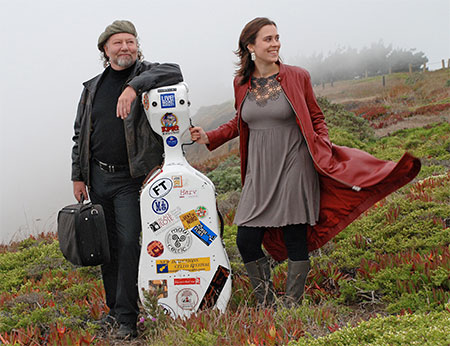 news article for Alasdair Fraser & Natalie Haas Tour Dates