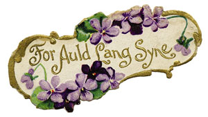 news article for How Auld Lang Syne Took Over The World