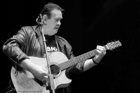 news article for Benefit Concert for Dick Gaughan
