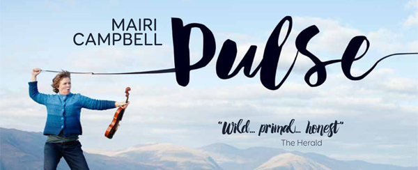 news article for Mairi Campbell - Pulse